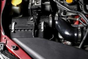 GrimmSpeed Post MAF Hose Kit Black w/ OEM Sound Generator Tube Delete - Subaru WRX / STI 2008-2014 / STI 2018+