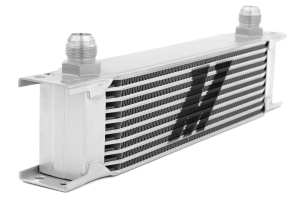 Mishimoto Universal Thermostatic Oil Cooler Kit (Part Number: )