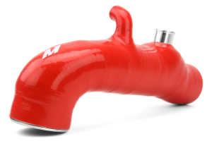 Mishimoto Silicone Induction Hose Red ( Part Number:MIS MMHOSE-SUB-IHRD)