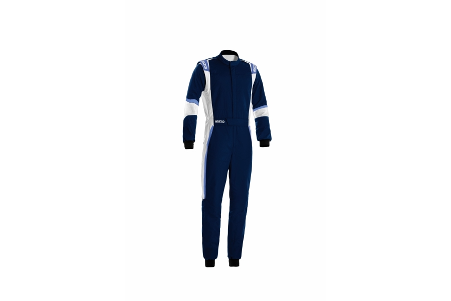 Sparco X-Light Racing Suit Navy / White - Universal