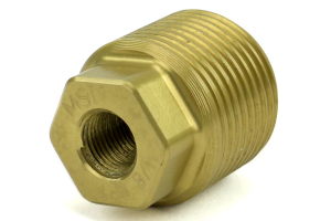 Mooresport Inc Rear Differential Drain Plug w/Temp Sensor Inlet ( Part Number: MSI-UNIV-08-0050_2)