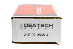 DeatschWerks Fuel Injectors Top Feed 565cc COBB Spec ( Part Number:DET 21S-02-0565-4)