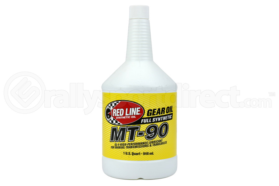 Red Line MT90 Manual Transmission Lubricant 1QT (Part Number:50304)