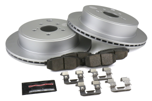 Power Stop Z17 Coated Brake Kit Rear - Scion FR-S 2013-2016 / Subaru BRZ 2013+ / Toyota 86 2017+