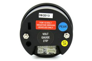 ProSport Premium EVO Volt Gauge Multi Color 60mm - Universal