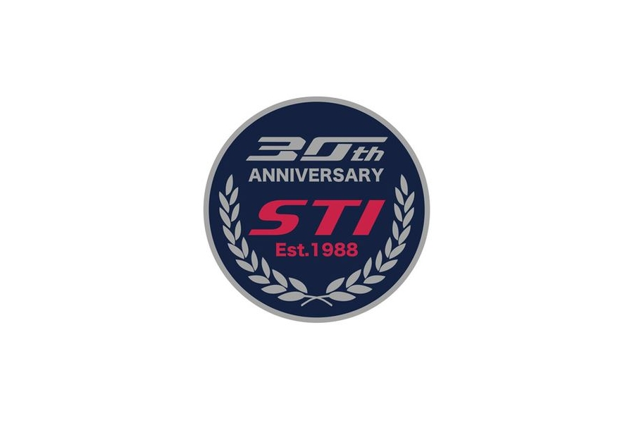 STI 30th Anniversary Ornament - Universal