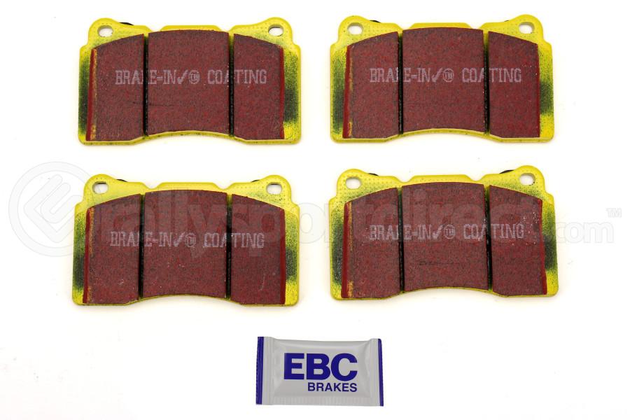 EBC Brakes DP41634R Yellowstuff Street and Track Brake Pad
