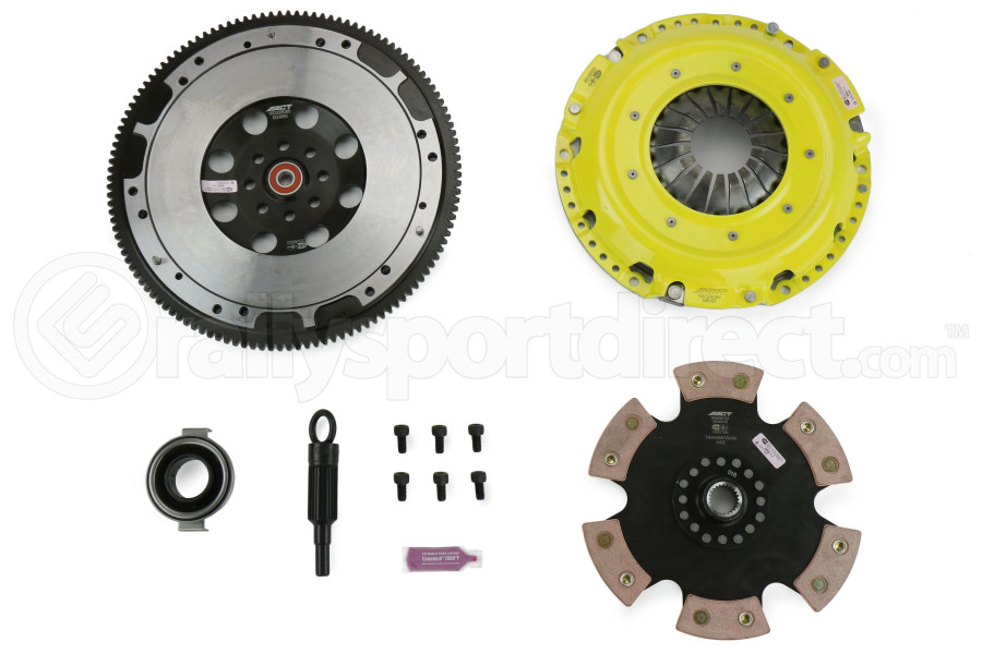 ACT Heavy Duty Race Rigid 6 Pad Clutch Kit (Part Number:SB11-HDR6)