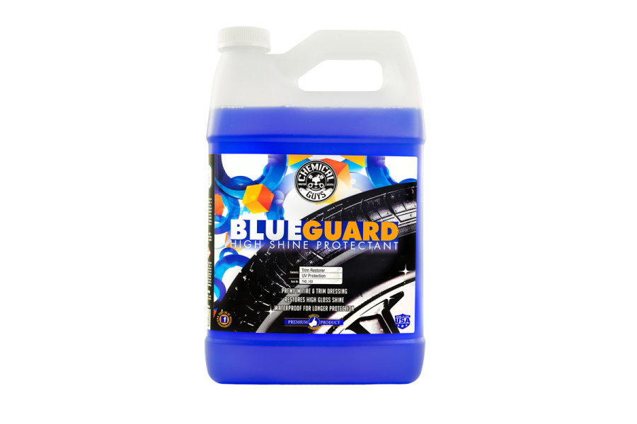 Chemical Guys Blue Guard Wet Look Shine (1 Gal) - Universal