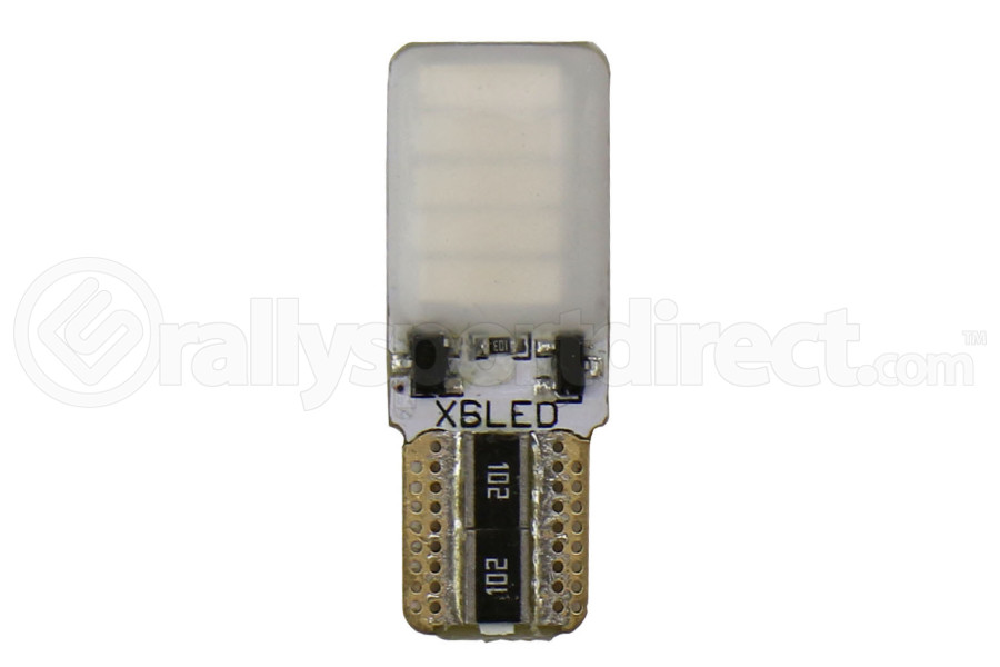 Morimoto XB LED T10/194 Replacement Bulb Amber - Universal
