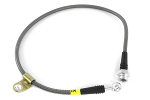 Stoptech Stainless Steel Brake Lines Front (Part Number: )