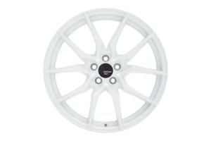 Option Lab Wheels R716 18x9.5 +35 5x100 Onyx White - Universal