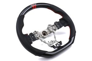 Buddy Club Sport Carbon Style Steering Wheel - Subaru WRX / STI 2015 - 2020
