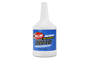 Red Line 0W40 Motor Oil 1QT - Universal