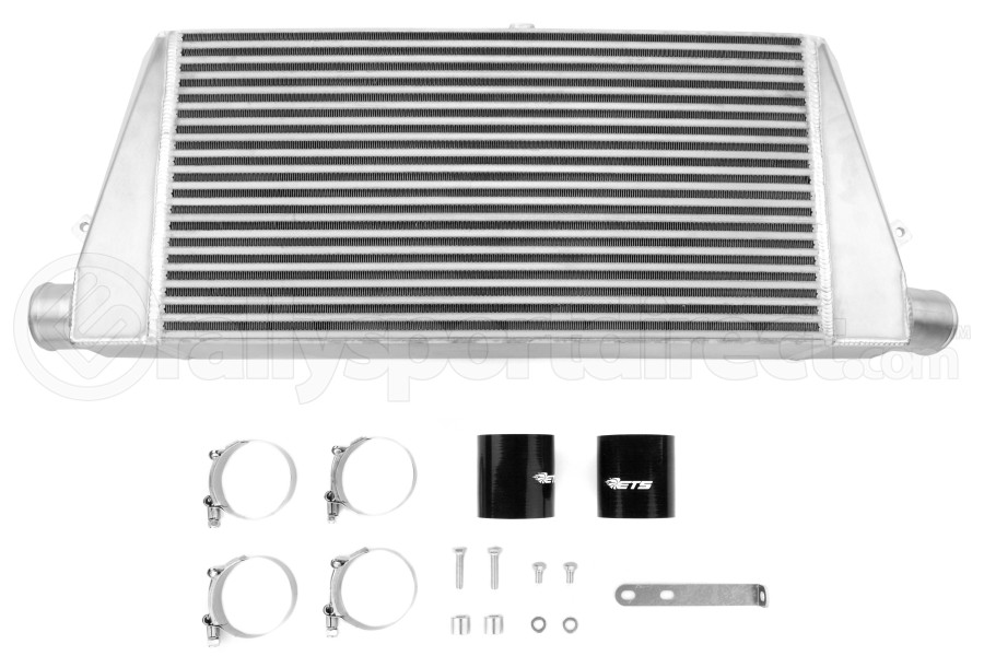 ETS Front Mount Intercooler Silver Core (Part Number:200-02)