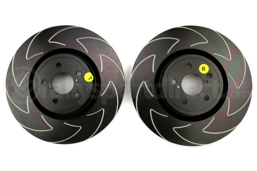 EBC Brakes BSD Series Sport V-Slotted Front Brake Rotors (Part Number:BSD1056)
