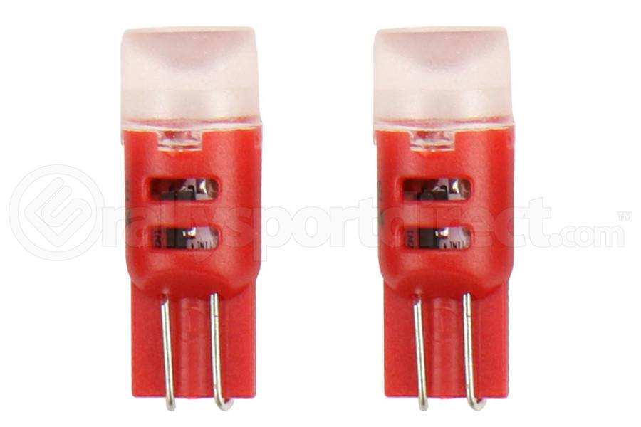 Diode Dynamics 194 HP3 Red Bulb Pair - Subaru Models (inc. 2015-2020 WRX / 2013-2019 BRZ)