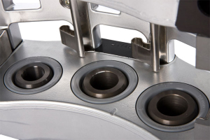 Stoptech ST-60 Big Brake Kit Front 355mm Silver Slotted Rotors (Part Number: )