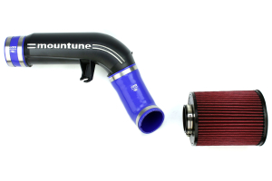 mountune High Flow Induction Kit Blue ( Part Number:MTN 2536-CAIS-LBLU)