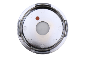 Work Wheels Emotion Center Cap Flat Type Red - Universal