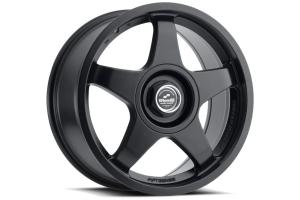 fifteen52 Chicane 18x8.5 +45 5x114.3 / 5x100 Asphalt Black - Universal