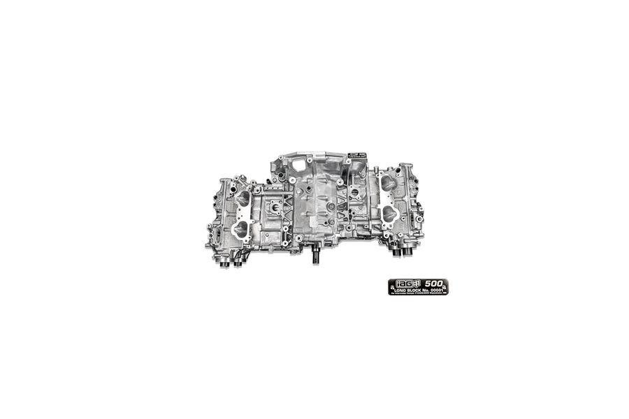 IAG 500 EJ25 Long Block Engine w/ Stage 1 Heads - Subaru STI 2008 - 2020