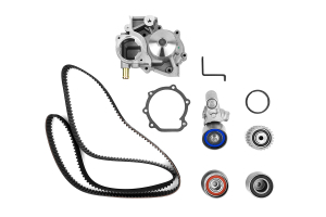 Gat Tckwp304a Gates Timing Belt Kit W Water Pump