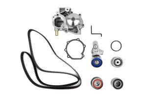 Gates Timing Belt Kit w/ Water Pump ( Part Number: TCKWP304A)