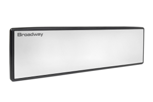 Napolex Broadway Rear View Mirror Flat 270mm ( Part Number:BRO BW744)