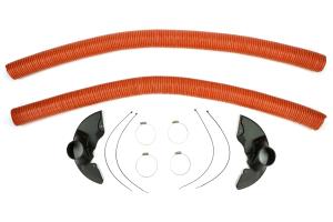 APR Brake Rotor Backing Plate w/Hose ( Part Number: CF-815654)