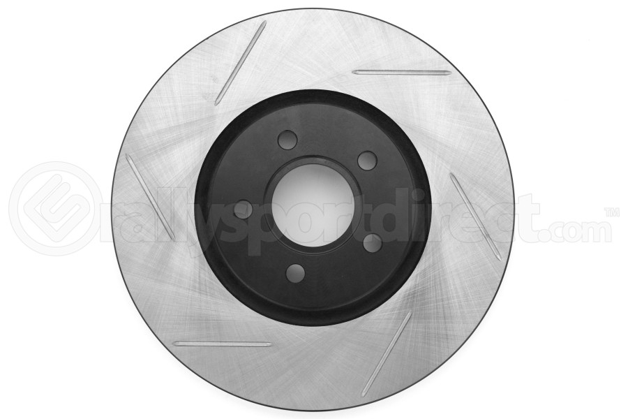 Stoptech Slotted Front Right Rotor Single (Part Number:126.39038SR)