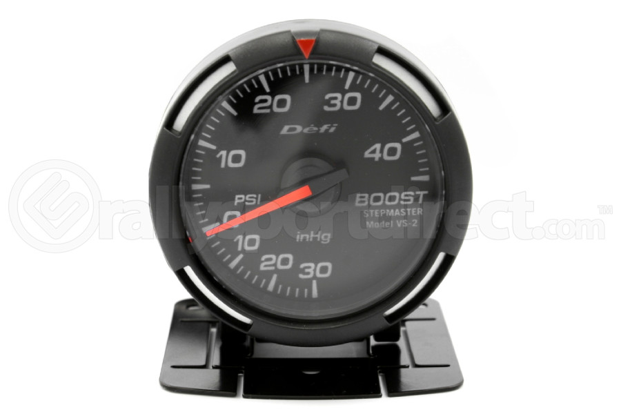 Defi White Racer Boost Gauge 52mm 45 PSI (Part Number:DF14603)