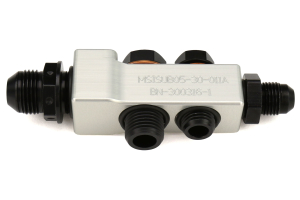 Mooresport Steering Rack Hardline Adapter (Part Number: )