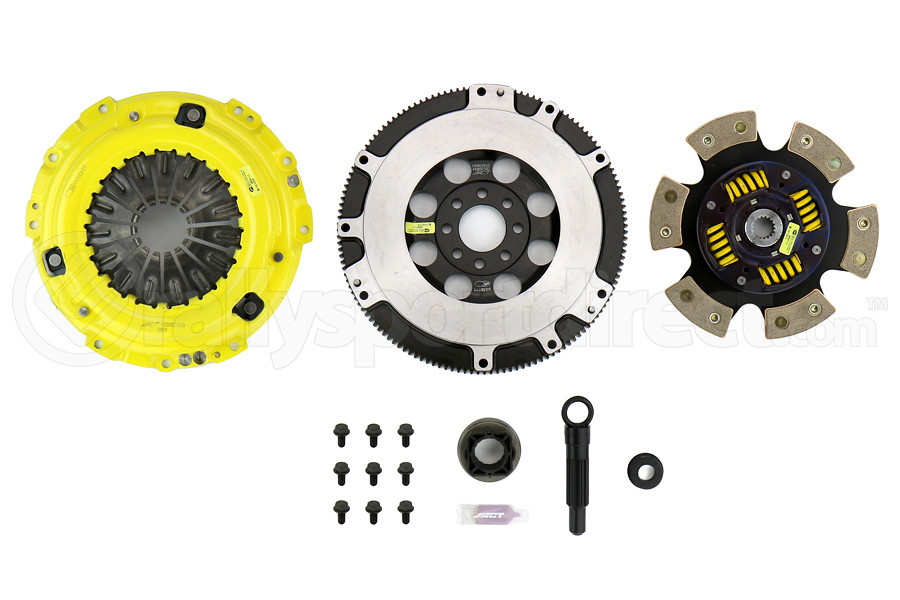 ACT Heavy Duty Performance 6-Puck Disc Clutch Kit ( Part Number:ACT DN4-HDG6)