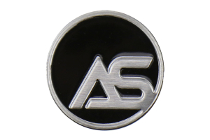 AutoStyled Shift Knob Medallion Black - Universal