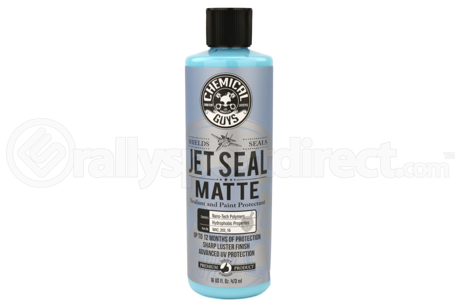 Chemical Guys JetSeal Matte Paint Protectant and Sealant (16 oz.) - Universal
