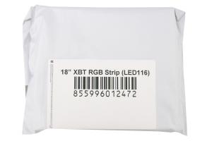 Morimoto 18in XBT RGB Semi-Flex LED Strip - Universal