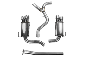 MagnaFlow Cat Back Exhaust 3in (Part Number: )