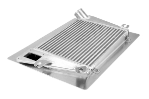 ETS Top Mount Intercooler Silver - Mazdaspeed3 2007 - 2009