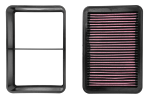 K&N High Flow Air Filter ( Part Number: 33-2392)