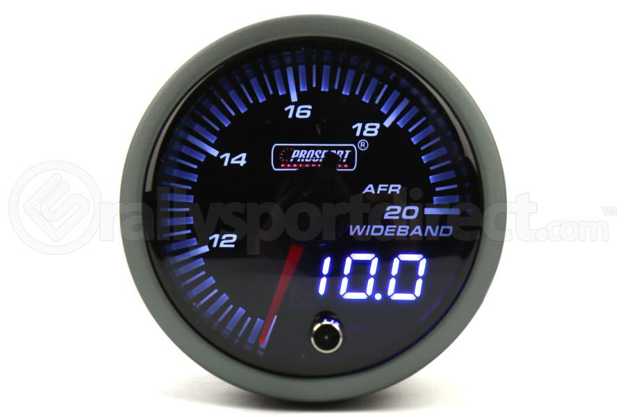 ProSport JDM Dual Display Wideband Air Fuel Ratio Kit (Part Number:216JDMAFR4.9-WO)