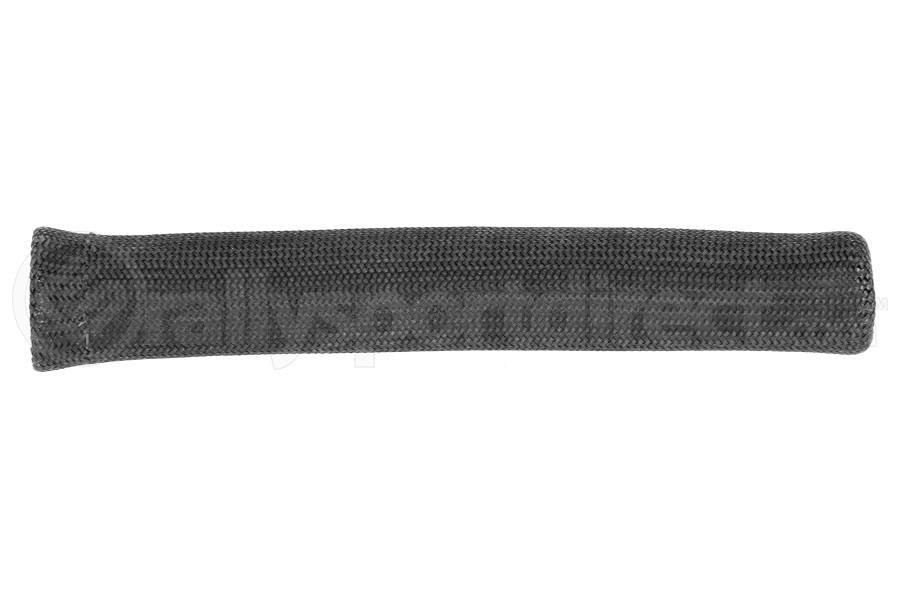 ProSport Spark Plug Wire Heat Shield Black 8in (Part Number:PSSPWS-BLACK)