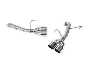 Lachute Performance Axle Back Exhaust - Subaru WRX / STI 2011-2014