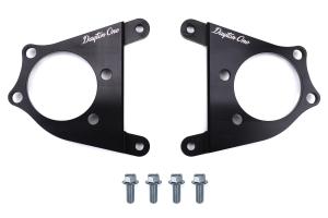 Dayton One Dual Caliper Rear Brake Bracket - Scion FR-S 2013-2016 / Subaru BRZ 2013+ / Toyota 86 2017+