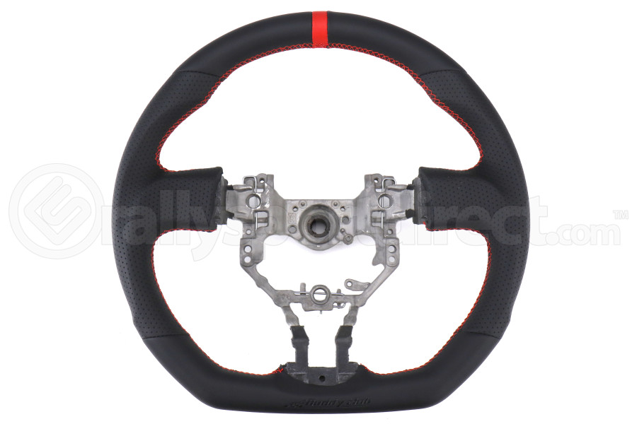 Buddy Club Racing Spec Steering Wheel Leather - Scion FR-S 2013-2016