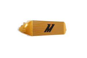 Mishimoto Front Mount Intercooler Gold - Ford Focus ST 2013+
