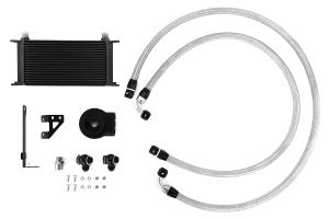 Mishimoto Oil Cooler Kit Black ( Part Number: MMOC-WRX-15BK)