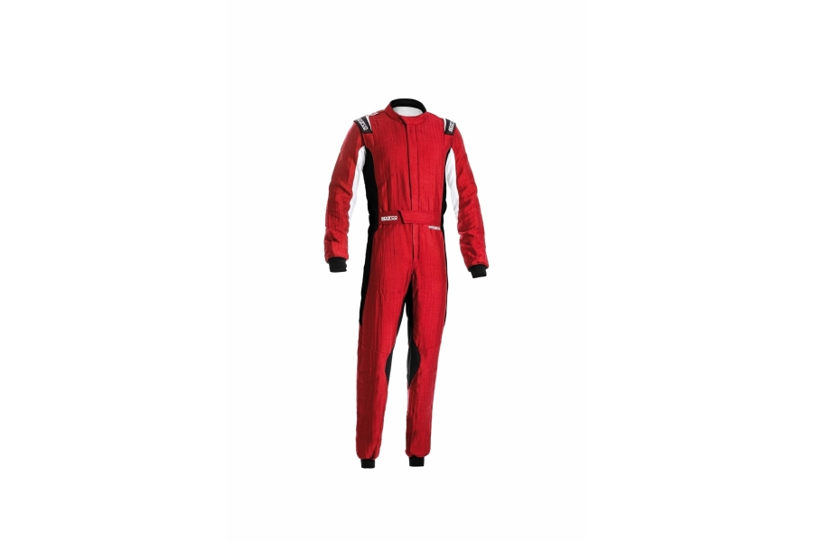 Sparco Eagle 2.0 Racing Suit Red / Black - Universal