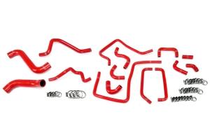 HPS Performance Reinforced Silicone Radiator & Ancillary Hose Kit - Subaru WRX 2005