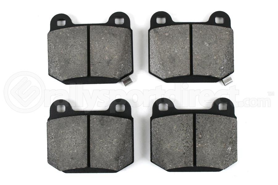 For G35,Lancer,350Z,Impreza,WRX STI Rear Semi-Metallic Brake Pads